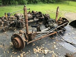 1997-2006 Jeep Wrangler Tj Oem Front Differential Assy Axle Dana 30 307 Gears