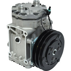new york style ac compressor and clutch LHS 2 GROOVE 1 WIRE ET210L25073
