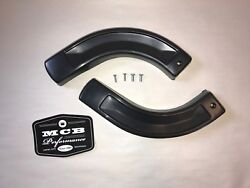1964-67 Plymouth And Dodge B-body And Some C-body Bench Seat Hinge Covers Pair