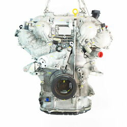 Engine Nissan 370 FROM FROM34 3.7 V6 VQ37 261000A VQ37VHR