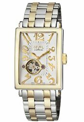 Gevril Menand039s Avenue Of Americas Intravedre Watch 5073b Automatic Two-tone Steel