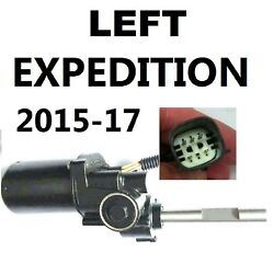 Left 2015-17 Running Board Motor Ford Expedition Lincoln Navigator Deployable
