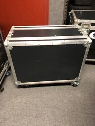Diamond Heretic Amp In Road Case - Mint Condition