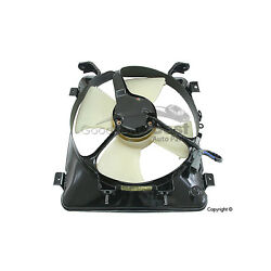 One New Performance Radiator A/c Condenser Fan Motor 610080 80160s1lm01 Civic