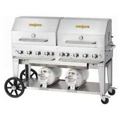 CROWN VERITY CCB-60RDP Club Grill Roll Dome PackageLP60