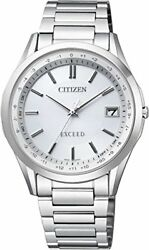 [Citizen] CITIZEN watch EXCEED Exceed Eco-drive radio clock pair CB1110-53A Men