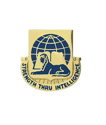 519th Military Intelligence Us Army Unit Crest