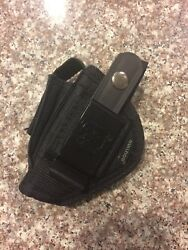 Bulldog Extreme Belt Holster for Sub-Compact Auto with 2