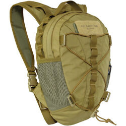 Wisport Sparrow Egg Rucksack Airsoft Fishing Bushcraft Molle Hydration Coyote