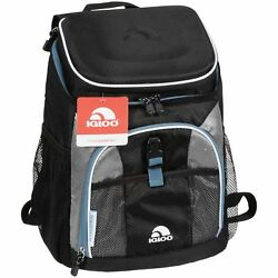 Insulated Backpack Cooler Beach Lunch Beer Food Drink Camping Picnic Bag Thermal