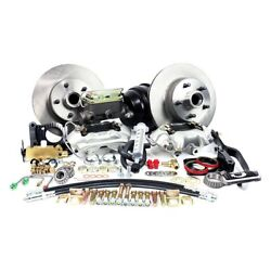 For Ford Mustang 70 Legend Series Plain Front Brake Conversion Kit