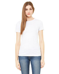 Bella + Canvas Womens The Favorite Tee Short Sleeve Ladies T-Shirt S-2XL - 6004 $6.85