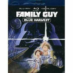Family Guy Blue Harvest Blu-ray Disc, 2012, Includes Digital Copy New Sealed