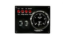 Yanmar B type Diesel Engine Marine instrument Panel USA Made Magnetic Pick Up