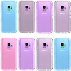 Wholesale Lot For Samsung Galaxy S9 Clear Case Coverclip Fits Otterbox Defender