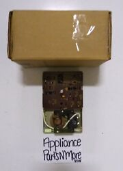 Ge Dishwasher Timer Part Wd21x119 Wd21x383 Free Shipping New Part Old Stock