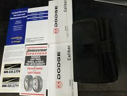 2008 Dodge Caliber Owners Manual And Case