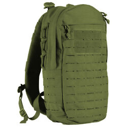 Highlander Cobra Single Strap Pack Molle Loop Daisy Military Army Outdoor Olive