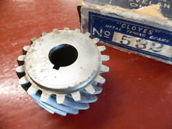 1920 And039s 1930 And039s Buda Engine Metal Generator Timing Gear Nos Cloyes 532