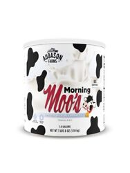 Augason Farms Morning Mooand039s Low Fat Milk Alternative 93 Servings New And Fresh