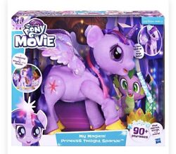 My Little Pony The Movie My Magical Princess Twilight Sparkle Learning Fun Play