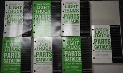 Oem Parts Book Ford Truck All Models Best For 1999-2006 1990-2006