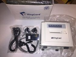New Vingcard Magnetic Keycard Encoder Kdt 4903 With Contact Card