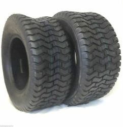 2 New Lawn 18x8.50-8 Turf Tire 4 Ply Mower Garden Tractor 188508 18x850-8