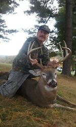 Trophy Deer Hunts In Ohio-experience The Thrill Of Harvesting An Ohio Giant Buck