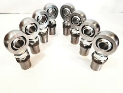 1 1/4 4link Kit Hex Bungs With No Spacers 1.25 Heim Joint 4l+4r