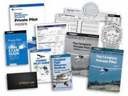 Complete Student Pilot Training Kit By Asa Far Part 61 And 141 P/n Asa-ppt-kt-1
