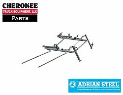 Adrian Steel Dd63pmhext, Dual Sided Drop Down Ladder Rack, Promaster High Roof