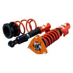 For Hyundai Veloster 12-17 Coilover Kit 1-2.5 X 1-2.5 Dt-p Front And Rear