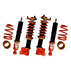 For Honda Civic 06-11 1-2.5 X 1-2.5 Dt-p Front And Rear Lowering Coilover Kit