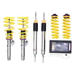 For Toyota Supra 1993-1998 Kw Suspensions V3 Inox-line Front And Rear Coilover Kit