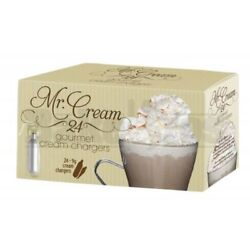192 Mr. Cream Whip Cream Chargers For Fresh Whipped Cream