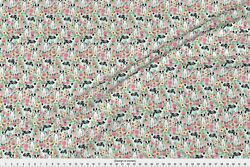 Border Collie Blue Merle Border Collies Border Fabric Printed by Spoonflower BTY