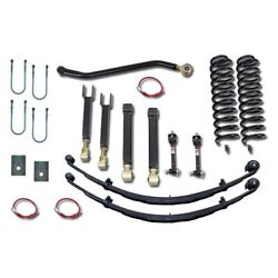 For Jeep Cherokee 84-93 Suspension Lift Kit 4.5 X 4.5 Premium Short Arm Front