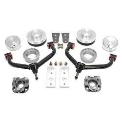 For Ram 1500 2011-2018 Rugged Off Road 4 X 2 Front And Rear Suspension Lift Kit