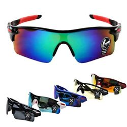 Bicycle Sunglasses Outdoor Men Sport Cycling Motorcycle Goggle Wholesale 50pcs