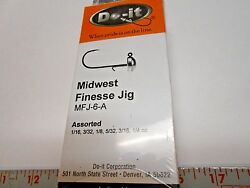 3513 Do-it Ned Rig Midwest Finesse Jig Molds I Refund Excess Shipping Fees