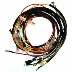 Wiring Harness Kit Tractors With 1 Wire Alternator Allis Chalmers D15 Series