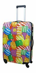Candy Crush Cabin Bag Close Up Candy Large Multi-Colored One Size