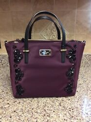 Kate Spade Wilson Road Embellished Neda Wallet Small Backpack and Alyse Tote