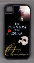 The Phantom Of The Opera The Musical Apple Iphone Or Ipod Case Or Wallet
