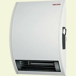 Stiebel Eltron Electric Fan Heater Wall-Mounted Galvanized Steel Blower Motor