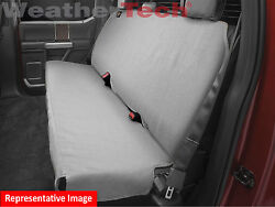 Weathertech Bench Seat Protector In Grey De2020gy For Trucks Cars Suvs