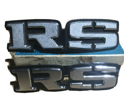 1969 Nos Camaro Rs Grille Emblems Gm New Old Stock Rare