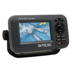 Si-tex Chartplotter 4.3 Color Screen With Internal Svs-460c