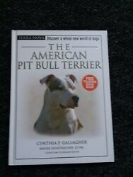 The AMERICAN PIT BULL TERRIER-(include's training DVD)-perfect!
